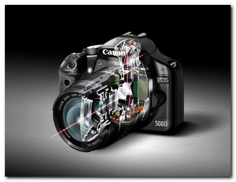 EOS-500D-Sucher