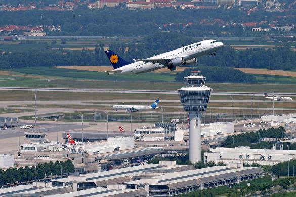 Flughafen-MUC