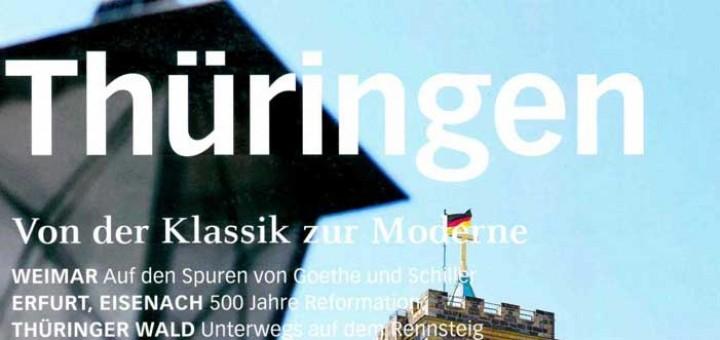Thueringer DuMont Bildatlas Anschnitt