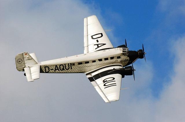 Junkers 52, Tante Ju