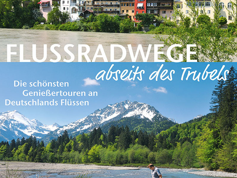 Flussradwege Deutschland Thorsten Brönner