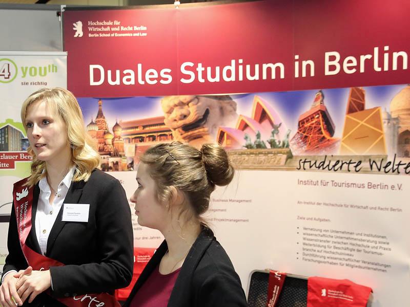 Duales Studium Berlin © ITB Berlin 2016