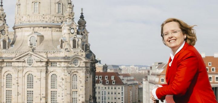 Dresden, Dr. Bettina Bunge, © 2016 Sven Döring / Agentur Focus