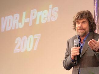 Columbus Ehrenpreis 2007 Reinhold Messner