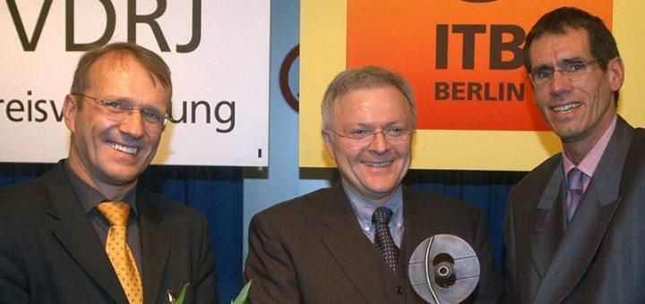Columbus Ehrenpreis 2005, Dr. Wolfgang Isenberg