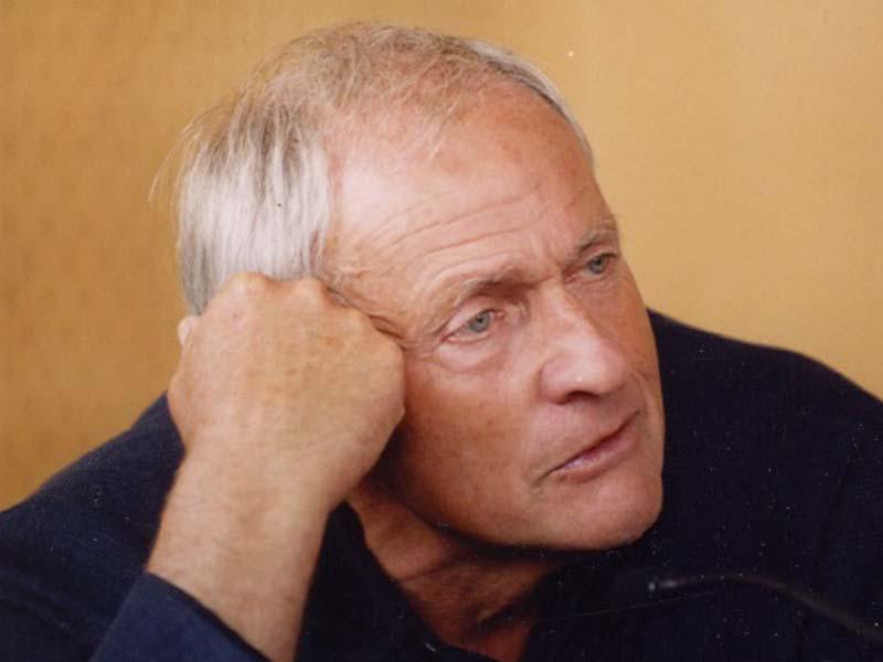 Karl GanserAnschnitt
