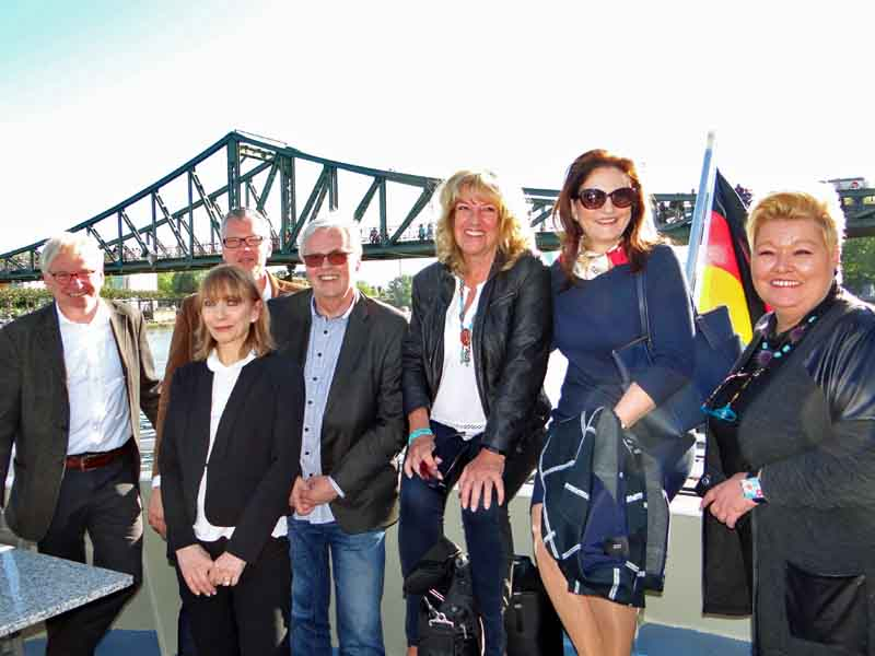 Regiotreff Teilnehmer Frankfurt 2017