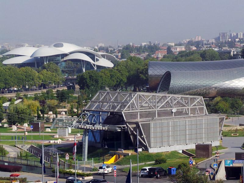 Tiflis modern