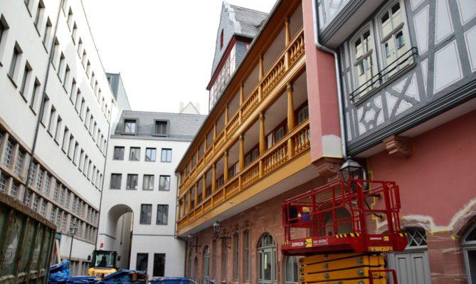 Baustelle © Rüdiger Edelmann
