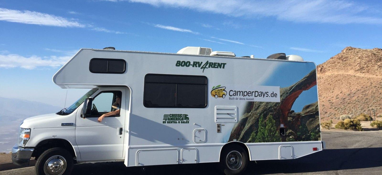 CamperDays Wohnmobil