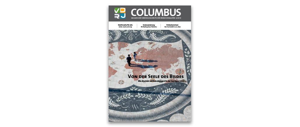 Columbus Ausgabe 2018/2