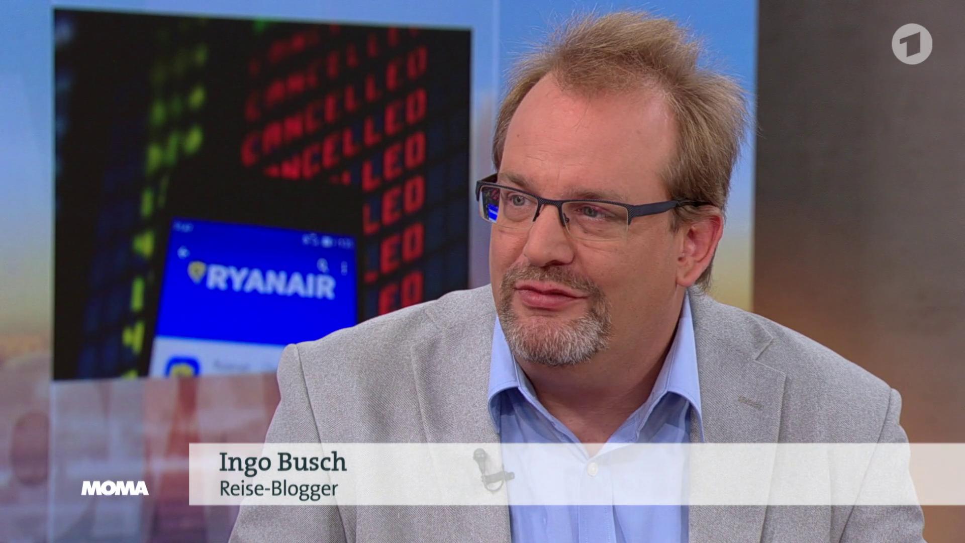 Screenshot ARD Morgenmagazin