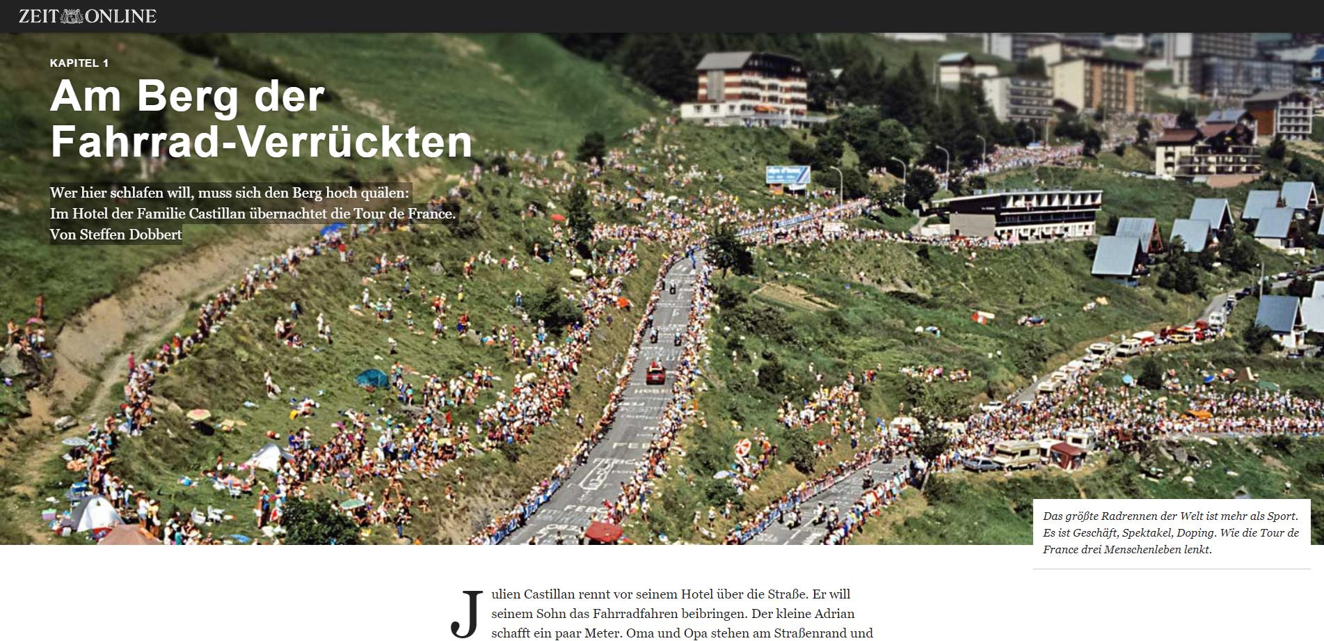 """Screenshot """"Am Berg der Fahrrad-Verrückten"""""""