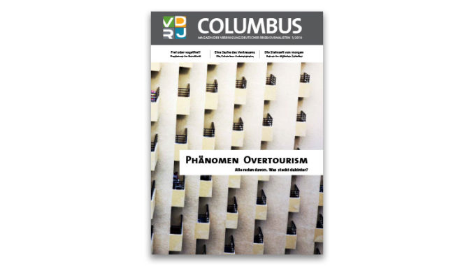 Columbus Ausgabe 2019/1