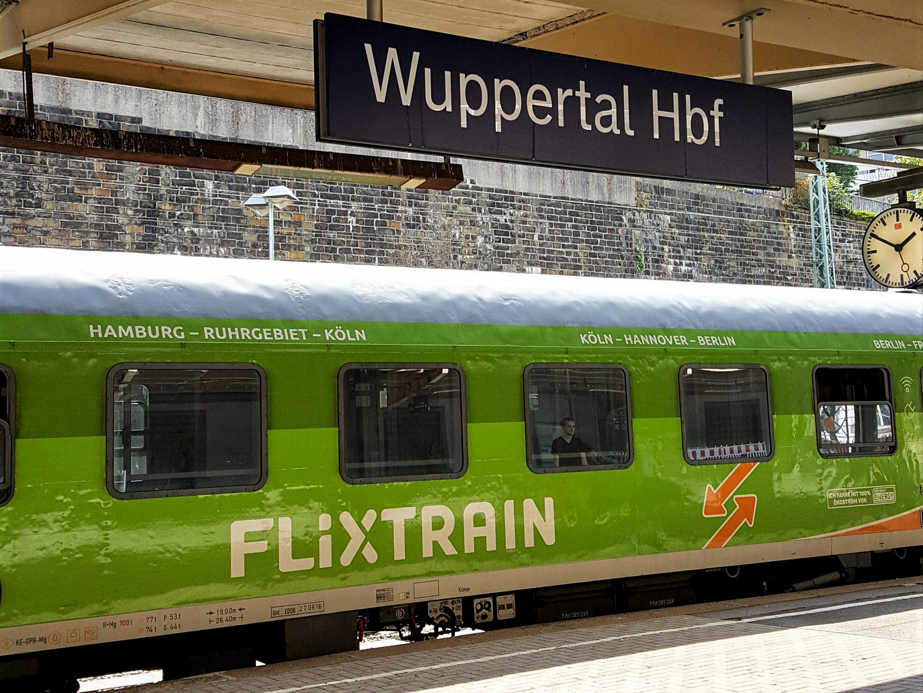 Sehnsuchtsort Wuppertal; Foto: Heidi Diehl