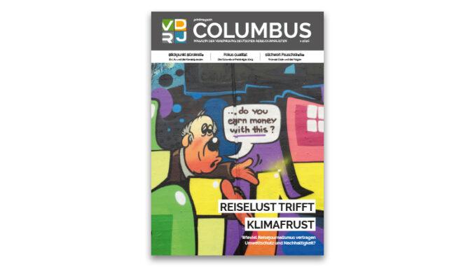 Columbus Ausgabe 2020/1; Titelfoto: Meike Nordmeyer