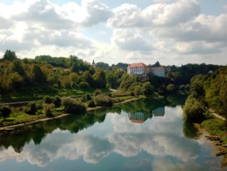 Eine märchenhafte Landschaft - die Kupa bei Ozalj