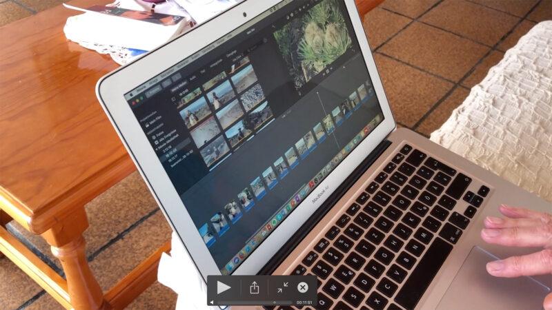 Es sind gar nicht immer große Investitionen nötig: Schon Gratis-Schnittprogramme können tolle Videos ermöglichen. (Foto: Richard Hofer)