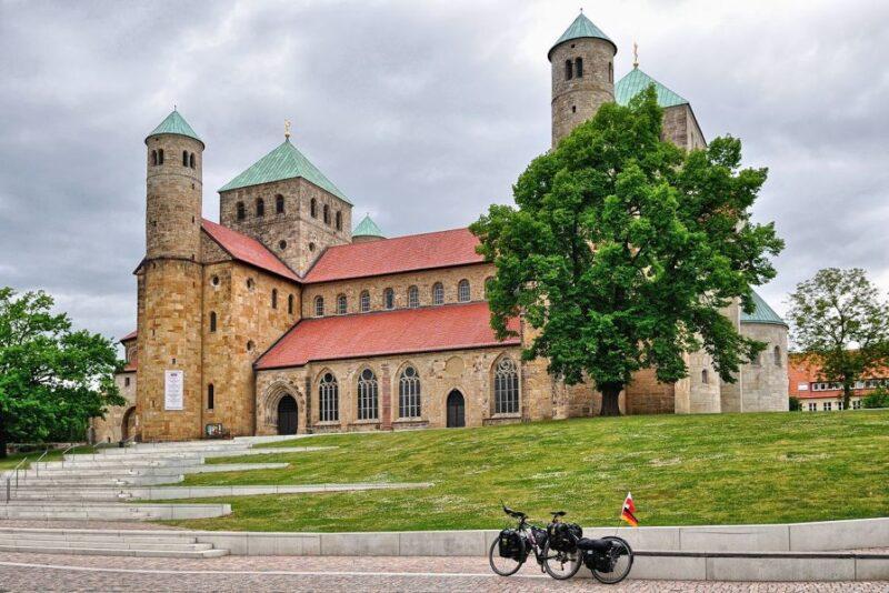 St. Michaelis Hildesheim (Foto: Znajkraj, www.znajkraj.pl / TourismusMarketing Niedersachsen GmbH)