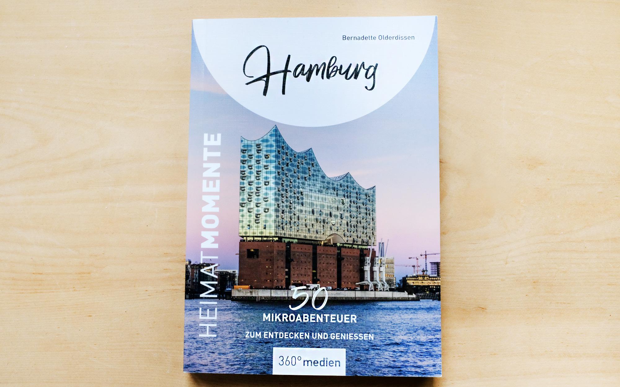 50 Mikroabenteuer in Hamburg – Von Bernadette Olderdissen