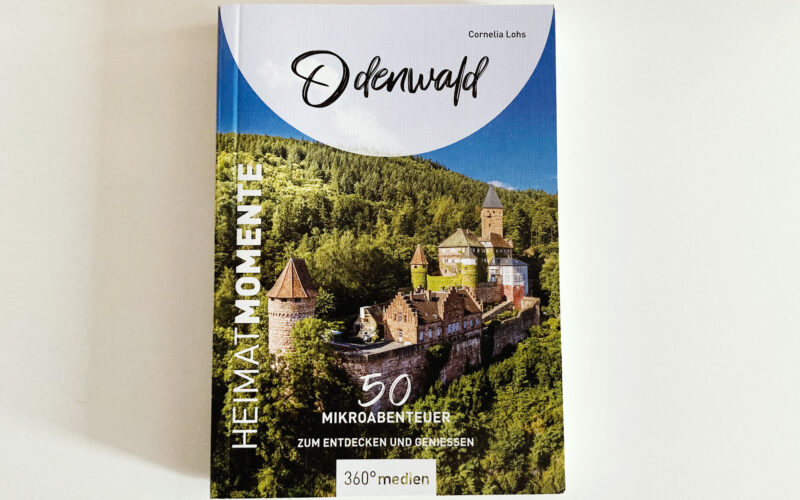 Reiseführer Odenwald – Cornelia Lohs