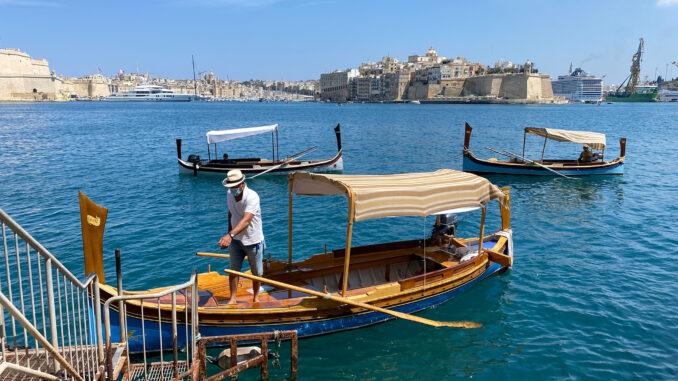 VDRJ-Kollegin Ellen Gromann ist auf Malta unterwegs.