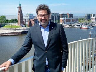 Walter Brandner, Hotelier und Geschäftsführer des Hotels THE LIBERTY in Bremerhaven