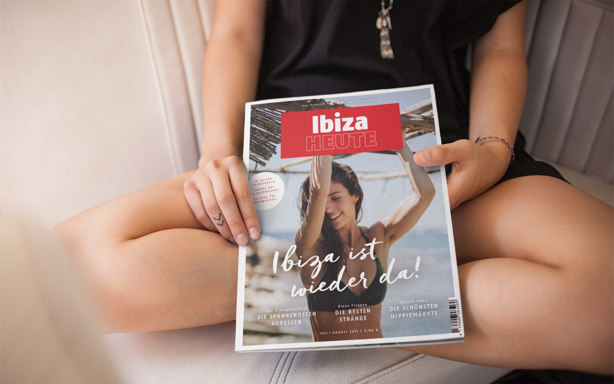 Ibiza HEUTE Cover