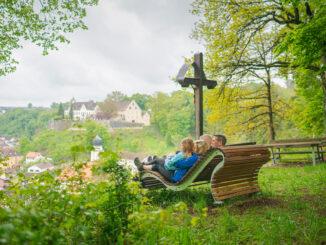 Naturbegeisterte können eine Panoramawanderung genießen - © Thermenstadt Treuchtlingen / Dietmar Denger