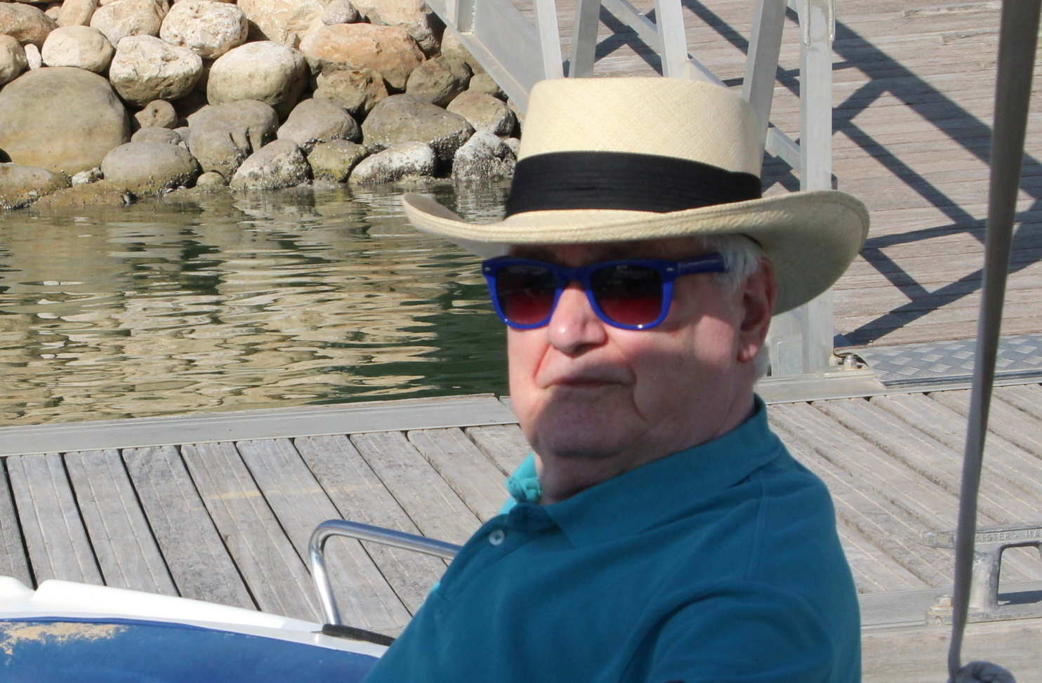 Reisejournalist Horst Schwartz (Foto: privat)