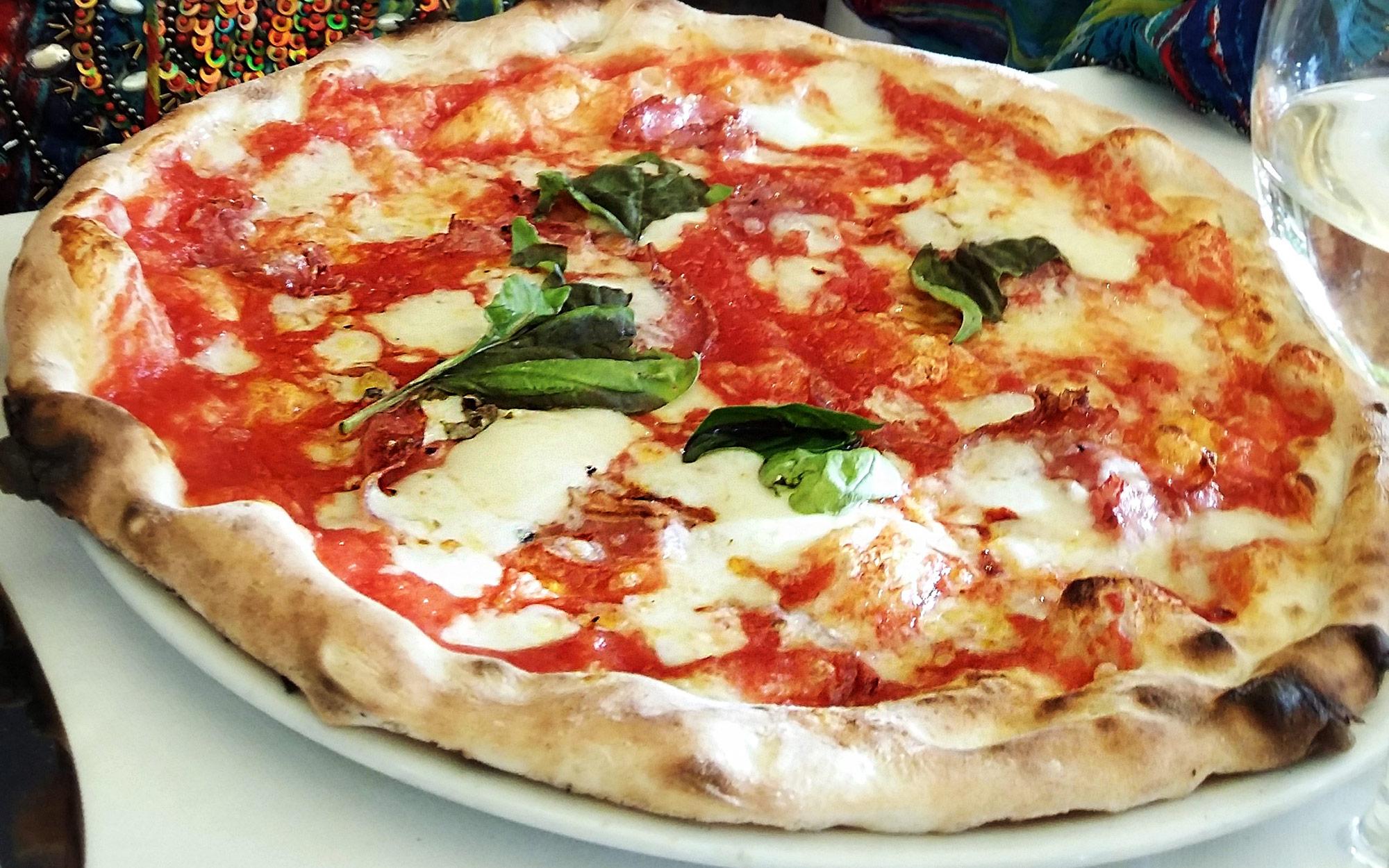 Pizza (Foto: Uwe Krist)