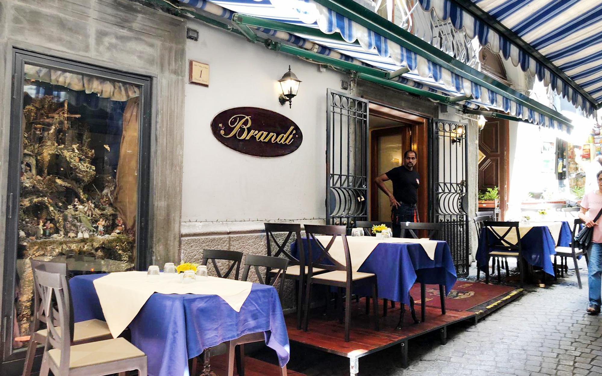 Pizzeria Brandi  (Foto: Uwe Krist)